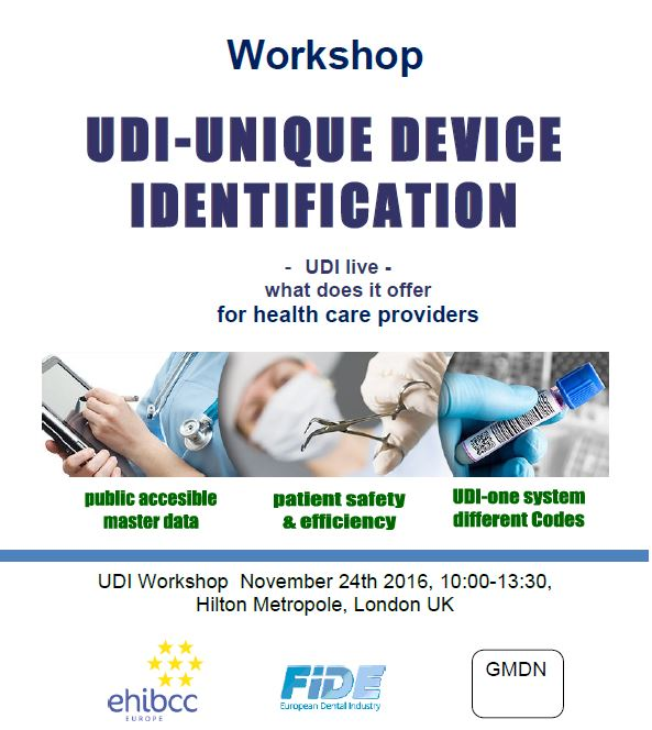 UDI workshop england